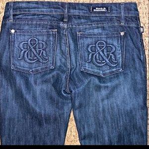 Rock & Republic Jean's Size 29 Long